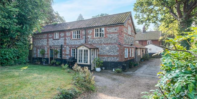 Offers in the region of £550,000, 5 Bedroom Detached House For Sale in Norwich, NR7