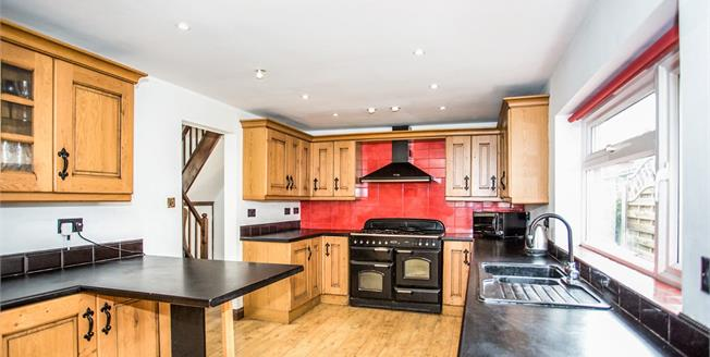 Offers in excess of £260,000, 3 Bedroom Detached House For Sale in Freethorpe, NR13