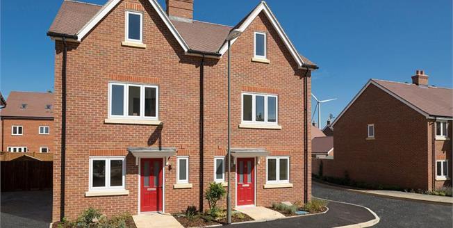 Asking Price £326,950, 3 Bedroom Semi Detached House For Sale in Aylesbury, HP18
