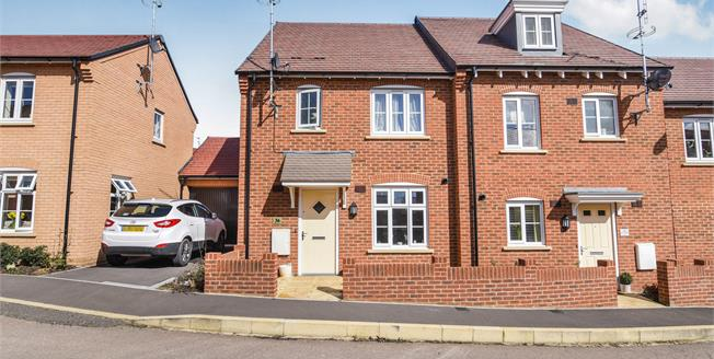 Offers in excess of £285,000, 3 Bedroom Semi Detached For Sale in Aylesbury, HP19