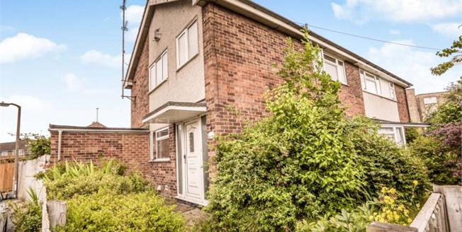 Offers in excess of £265,000, 3 Bedroom Semi Detached House For Sale in Aylesbury, HP20