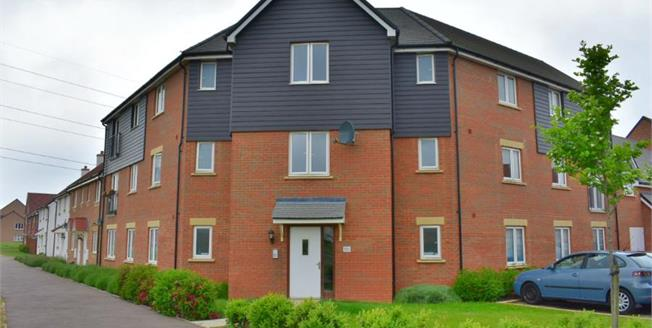 Offers in excess of £190,000, 2 Bedroom Flat For Sale in Aylesbury, HP18