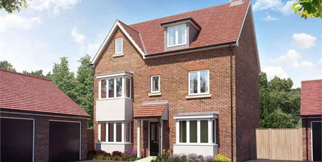 Asking Price £479,950, 5 Bedroom Detached House For Sale in KINGSFIELD PARK, HP18
