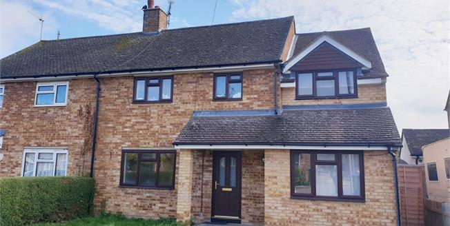 Asking Price £450,000, 4 Bedroom Semi Detached House For Sale in Waddesdon, HP18