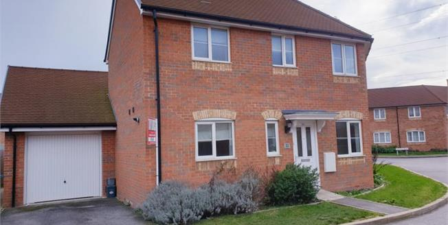 Offers Over £280,000, 3 Bedroom Semi Detached House For Sale in Aylesbury, HP18