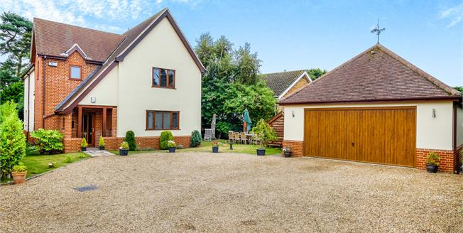 Offers in excess of £700,000, 3 Bedroom Detached House For Sale in Walberswick, IP18
