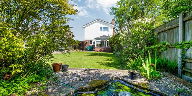 Offers Over £250,000, 4 Bedroom Detached House For Sale in Halesworth, IP19
