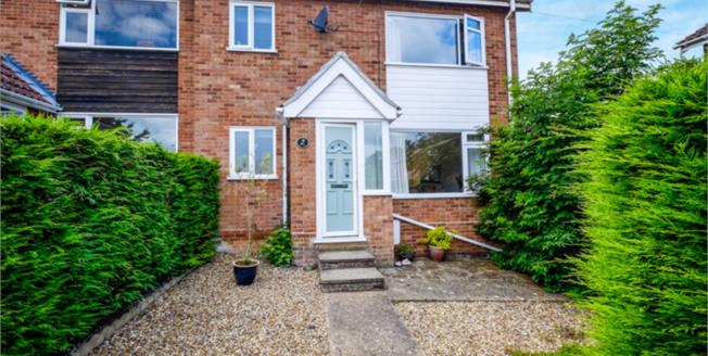Offers Over £180,000, 3 Bedroom Semi Detached House For Sale in Halesworth, IP19