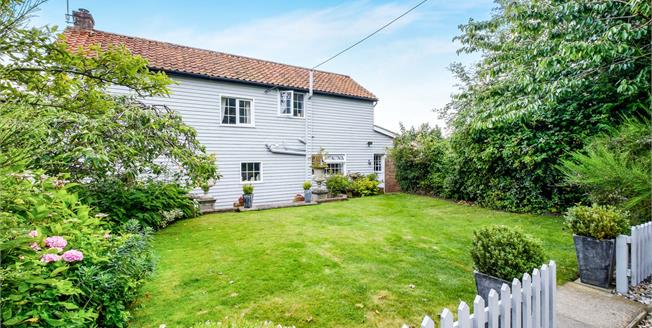 Offers Over £600,000, 4 Bedroom Detached House For Sale in Wenhaston, IP19