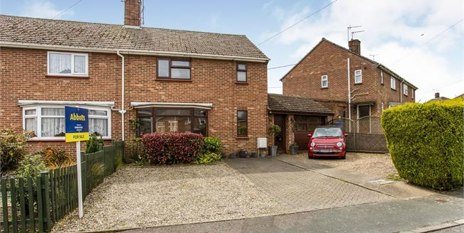 Offers Over £230,000, 3 Bedroom Semi Detached House For Sale in Halesworth, IP19