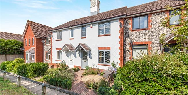 Guide Price £210,000, 3 Bedroom Terraced House For Sale in Saxmundham, IP17