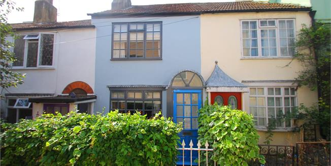Asking Price £475,000, 2 Bedroom Terraced House For Sale in Brighton, BN1