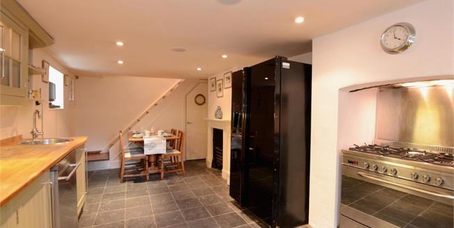 Guide Price £475,000, 3 Bedroom End of Terrace House For Sale in Brighton, BN1