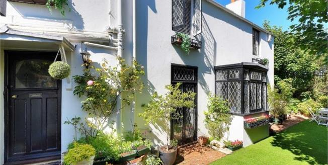 Guide Price £1,250,000, 4 Bedroom End of Terrace House For Sale in Brighton, BN1