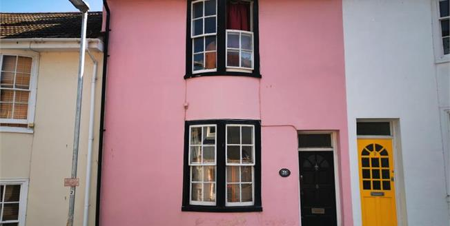 Guide Price £475,000, 3 Bedroom Terraced House For Sale in Brighton, BN1