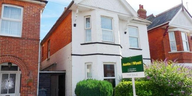 £105,000, 1 Bedroom Flat For Sale in Bournemouth, BH1
