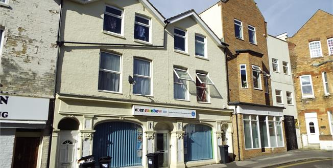 Asking Price £85,000, 1 Bedroom Flat For Sale in Bournemouth, BH2