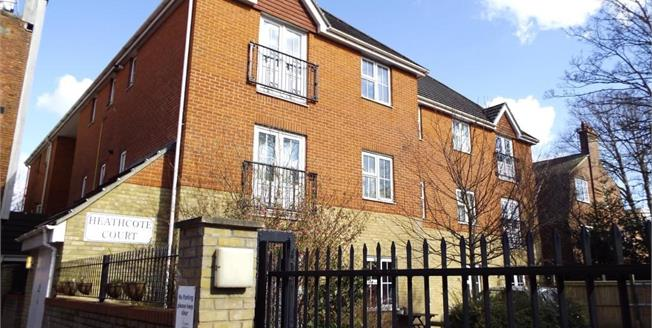 Offers in excess of £80,000, 2 Bedroom Flat For Sale in Bournemouth, BH5