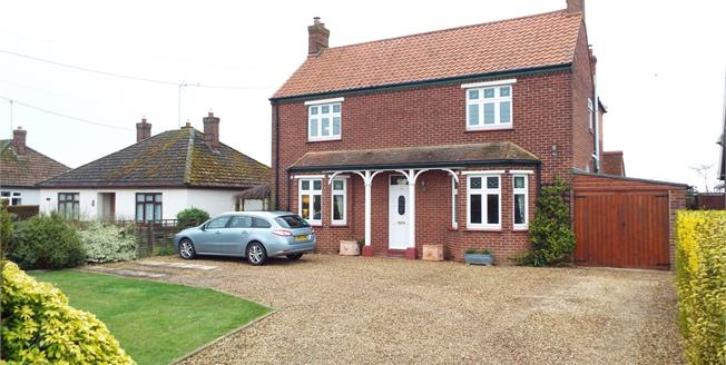 Guide Price £475,000, 3 Bedroom Detached House For Sale in Ingoldisthorpe, PE31