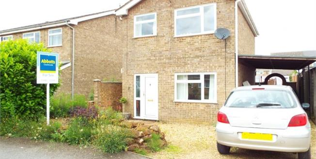 £245,000, 3 Bedroom Detached House For Sale in Snettisham, PE31