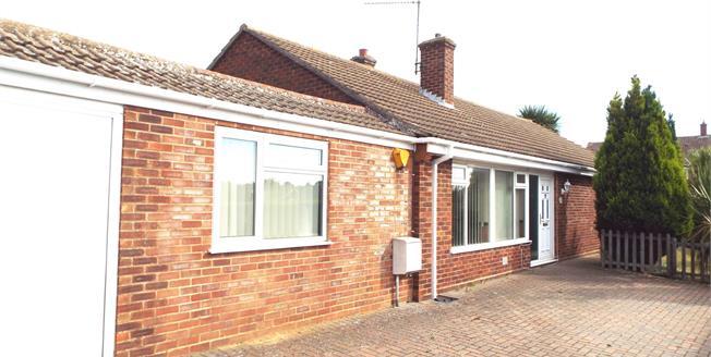 Asking Price £245,000, 3 Bedroom Detached Bungalow For Sale in Hunstanton, PE36