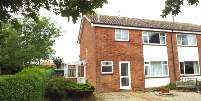 Asking Price £185,000, 3 Bedroom Semi Detached House For Sale in Docking, PE31