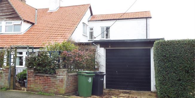 Asking Price £610,000, 3 Bedroom Semi Detached House For Sale in Old Hunstanton, PE36