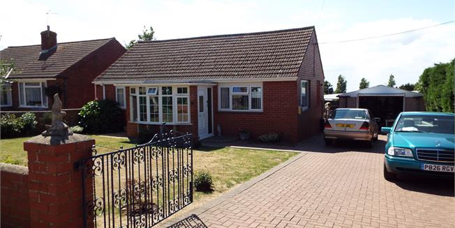 Asking Price £265,000, Detached Bungalow For Sale in Hunstanton, PE36