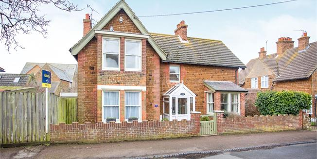 Guide Price £390,000, 4 Bedroom Detached House For Sale in Hunstanton, PE36