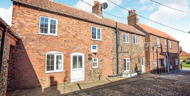 Asking Price £295,000, 4 Bedroom Terraced Cottage For Sale in Old Hunstanton, PE36