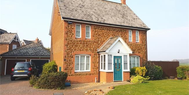 Guide Price £335,000, 3 Bedroom Detached House For Sale in Hunstanton, PE36