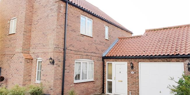 Asking Price £325,000, 4 Bedroom Detached House For Sale in Sedgeford, PE36