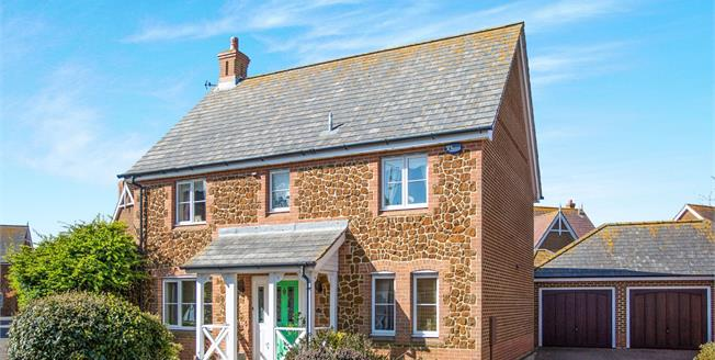 Offers in excess of £400,000, 4 Bedroom Detached House For Sale in Hunstanton, PE36