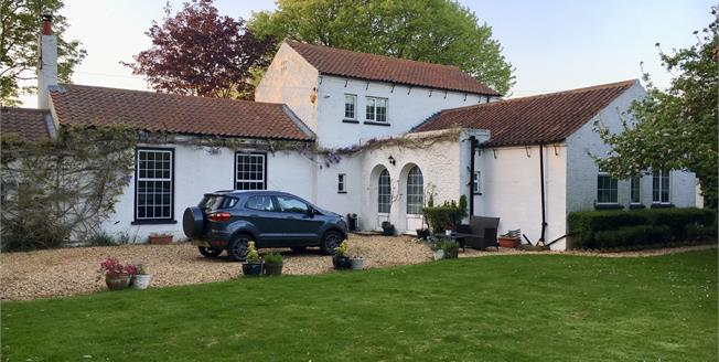 Guide Price £795,000, 5 Bedroom Detached Cottage For Sale in Holme Next the Sea, PE36