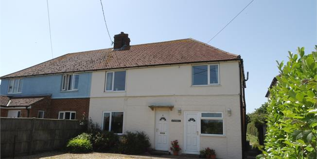 Guide Price £425,000, 4 Bedroom Semi Detached House For Sale in Thornham, PE36