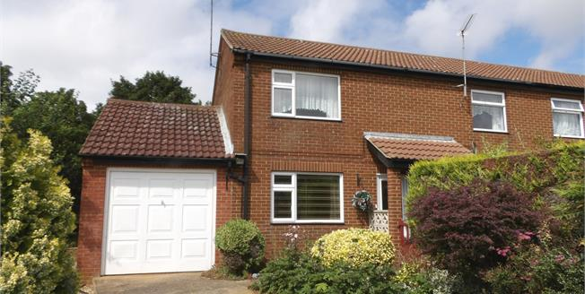 Guide Price £210,000, 3 Bedroom Semi Detached House For Sale in Hunstanton, PE36
