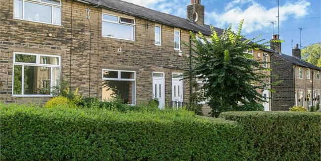 Offers Over £95,000, 3 Bedroom Terraced House For Sale in Halifax, HX2