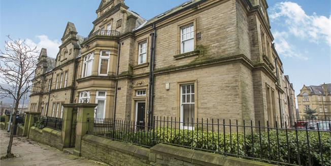 Offers Over £100,000, 2 Bedroom Flat For Sale in Halifax, HX1