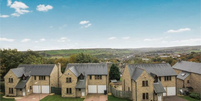 Price on Application, 5 Bedroom Detached House For Sale in Sowerby Bridge, HX6