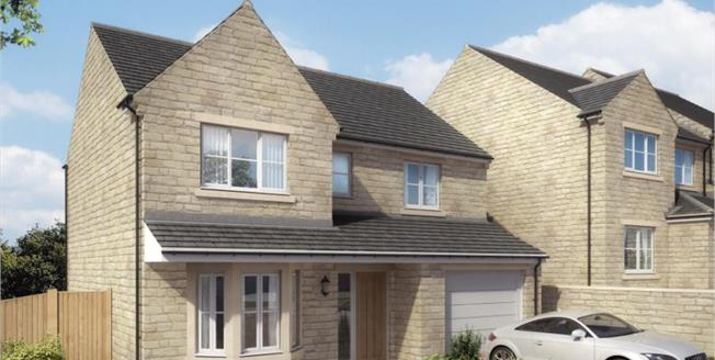 £264,950, 4 Bedroom Detached House For Sale in Halifax, HX3