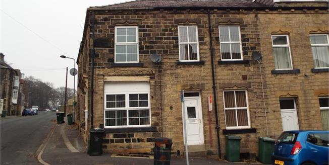 Offers in excess of £60,000, 2 Bedroom End of Terrace House For Sale in Keighley, BD20