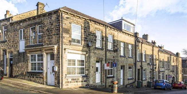 Offers Over £55,000, 2 Bedroom End of Terrace House For Sale in Keighley, BD20