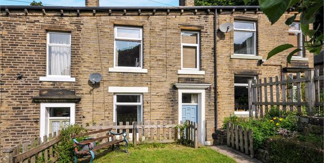 Asking Price £120,000, 3 Bedroom Terraced House For Sale in Halifax, HX3