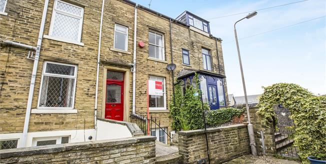 Offers in excess of £95,000, 2 Bedroom Terraced House For Sale in Halifax, HX1
