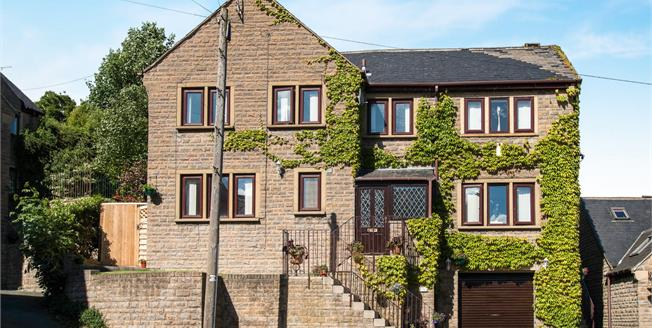 Offers in excess of £300,000, 5 Bedroom Detached House For Sale in Greetland, HX4