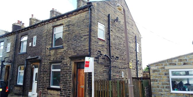 Offers in excess of £45,000, 2 Bedroom End of Terrace House For Sale in Halifax, HX2