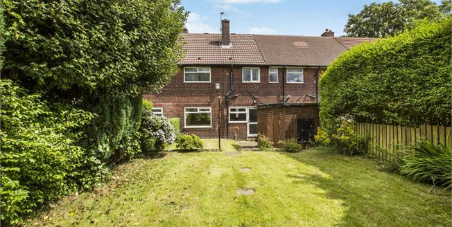 £95,000, 3 Bedroom Terraced House For Sale in Halifax, HX2