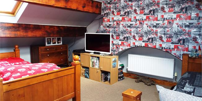 Offers in excess of £90,000, 3 Bedroom Terraced House For Sale in Halifax, HX2