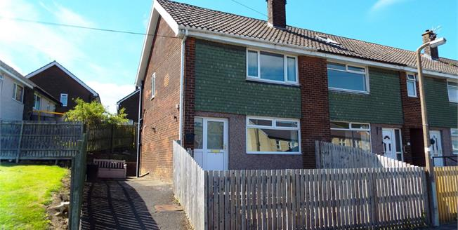 Offers Over £90,000, 2 Bedroom End of Terrace House For Sale in Luddendenfoot, HX2