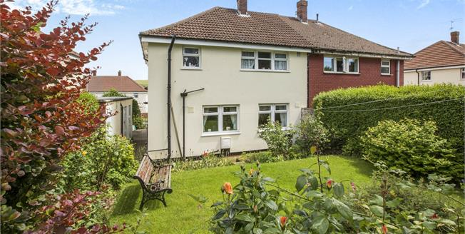 £85,000, 3 Bedroom Semi Detached House For Sale in Halifax, HX2